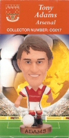 Tony Adams, Arsenal - CG017 - Corinthian - Prostars - Club Gold - 2000