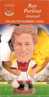Ray Parlour, Arsenal - CG020 - Corinthian - Prostars - Club Gold - 2000