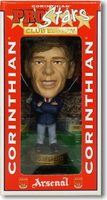Arsene Wenger, Arsenal - CG024 - Corinthian - Prostars - Club Gold - 2000