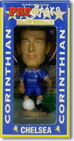 Chris Sutton, Chelsea - CG033 - Corinthian - Prostars - Club Gold - 2000