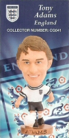 Tony Adams, England - CG041 - Corinthian - Prostars - Club Gold - 2000
