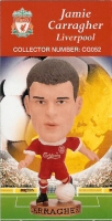 Jamie Carragher, Liverpool - CG052 - Corinthian - Prostars - Club Gold - 2000