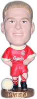 Michael Owen, Liverpool - CG058 - Corinthian - Prostars - Club Gold - 2000