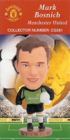 Mark Bosnich, Manchester United - CG061 - Corinthian - Prostars - Club Gold - 2000