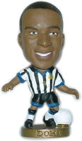 Didier Domi, Newcastle United - CG075 - Corinthian - Prostars - Club Gold - 2000