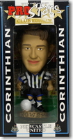 Steve Howey, Newcastle United - CG077 - Corinthian - Prostars - Club Gold - 2000