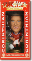 Paul Gascoigne, Middlesbrough - CG109 - Corinthian - Prostars - Club Gold - 2000