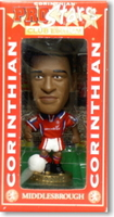 Brian Deane, Middlesbrough - CG110 - Corinthian - Prostars - Club Gold - 2000