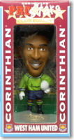 Shaka Hislop, West Ham United - CG123 - Corinthian - Prostars - Club Gold - 2000