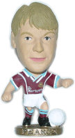 Stuart Pearce, West Ham United - CG124 - Corinthian - Prostars - Club Gold - 2000