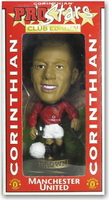 Wes Brown, Manchester United - CG180 - Corinthian - Prostars - Club Gold - 2002
