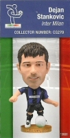 Dejan Stankovic, Inter Milan - CG270 - Corinthian - Prostars - Club Gold - Japan Membership