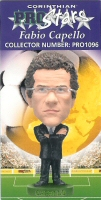 Fabio Capello, - - PRO1096 - Corinthian - Prostars - Other Sets - Christmas Specials - Card