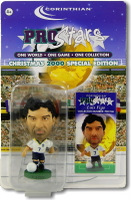 Luis Figo, Portugal - PRO146 - Corinthian - Prostars - Other Sets - Christmas Specials - Blister Pack