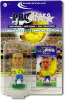 Ronaldo, Brazil - PRO683 - Corinthian - Prostars - Other Sets - Christmas Specials - Blister Pack
