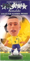 Ronaldo, Brazil - PRO683 - Corinthian - Prostars - Other Sets - Christmas Specials - Card