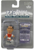 Gael Clichy, Arsenal - PRO1675 - Corinthian - Prostars - Other Sets - Club Blisters - Platinum Pack