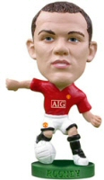Wayne Rooney, Manchester United - PRO1698 - Corinthian - Prostars - Other Sets - Club Blisters
