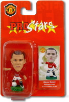 Wayne Rooney, Manchester United - PRO1698 - Corinthian - Prostars - Other Sets - Club Blisters - Blister Pack