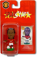 Anderson, Manchester United - PRO1724 - Corinthian - Prostars - Other Sets - Club Blisters - Blister Pack