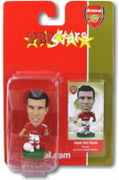 Robin van Persie, Arsenal - PRO1807 - Corinthian - Prostars - Other Sets - Club Blisters - Blister Pack