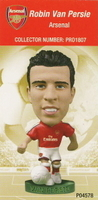 Robin van Persie, Arsenal - PRO1807 - Corinthian - Prostars - Other Sets - Club Blisters - Card