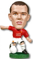 Wayne Rooney, Manchester United - PRO1810 - Corinthian - Prostars - Other Sets - Club Blisters