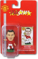 Wayne Rooney, Manchester United - PRO1810 - Corinthian - Prostars - Other Sets - Club Blisters - Blister Pack