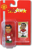 Cristiano Ronaldo, Manchester United - PRO1811 - Corinthian - Prostars - Other Sets - Club Blisters - Blister Pack