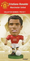 Cristiano Ronaldo, Manchester United - PRO1811 - Corinthian - Prostars - Other Sets - Club Blisters - Card