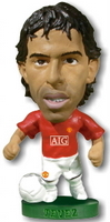 Carlos Tevez, Manchester United - PRO1812 - Corinthian - Prostars - Other Sets - Club Blisters