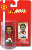 Carlos Tevez, Manchester United - PRO1812 - Corinthian - Prostars - Other Sets - Club Blisters - Blister Pack