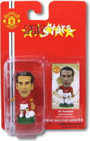 Rio Ferdinand, Manchester United - PRO1813 - Corinthian - Prostars - Other Sets - Club Blisters - Blister Pack