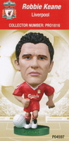 Robbie Keane, Liverpool - PRO1816 - Corinthian - Prostars - Other Sets - Club Blisters - Card