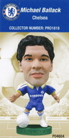 Michael Ballack, Chelsea - PRO1818 - Corinthian - Prostars - Other Sets - Club Blisters - Card