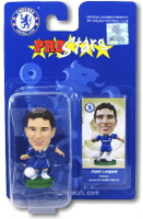 Frank Lampard, Chelsea - PRO1819 - Corinthian - Prostars - Other Sets - Club Blisters - Blister Pack