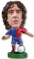 Carles Puyol, Barcelona - PRO1825 - Corinthian - Prostars - Other Sets - Club Blisters