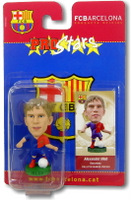 Carles Puyol, Barcelona - PRO1825 - Corinthian - Prostars - Other Sets - Club Blisters - Blister Pack