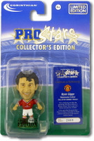 Ryan Giggs, Manchester United - PRO529 - Corinthian - Prostars - Other Sets - Collector Edition - Blister Pack
