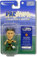 Ronny Johnsen, Manchester United - PRO531 - Corinthian - Prostars - Other Sets - Collector Edition - Blister Pack
