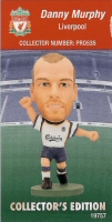 Danny Murphy, Liverpool - PRO535 - Corinthian - Prostars - Other Sets - Collector Edition - Card