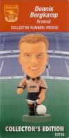 Dennis Bergkamp, Arsenal - PRO536 - Corinthian - Prostars - Other Sets - Collector Edition - Card
