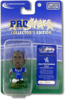 Jimmy Floyd Hasselbaink, Chelsea - PRO537 - Corinthian - Prostars - Other Sets - Collector Edition - Blister Pack