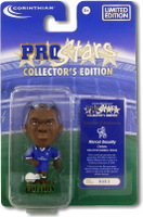 Marcel Desailly, Chelsea - PRO539 - Corinthian - Prostars - Other Sets - Collector Edition - Blister Pack