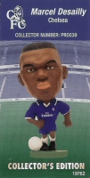 Marcel Desailly, Chelsea - PRO539 - Corinthian - Prostars - Other Sets - Collector Edition - Card
