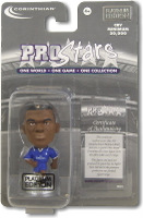Marcel Desailly, Chelsea - PRO539 - Corinthian - Prostars - Other Sets - Collector Edition - Platinum Pack