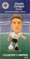 Claudio Caniggia, Rangers - PRO542 - Corinthian - Prostars - Other Sets - Collector Edition - Card