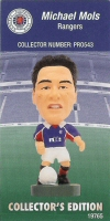 Michael Mols, Rangers - PRO543 - Corinthian - Prostars - Other Sets - Collector Edition - Card