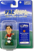 Ruud van Nistelrooy, Manchester United - PRO545 - Corinthian - Prostars - Other Sets - Collector Edition - Blister Pack