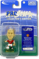 David Beckham, Manchester United - PRO548 - Corinthian - Prostars - Other Sets - Collector Edition - Blister Pack